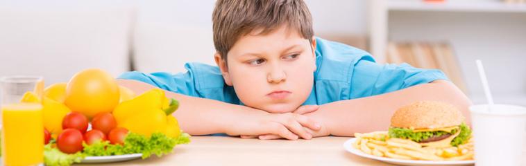 Problemas que conlleva la obesidad infantil