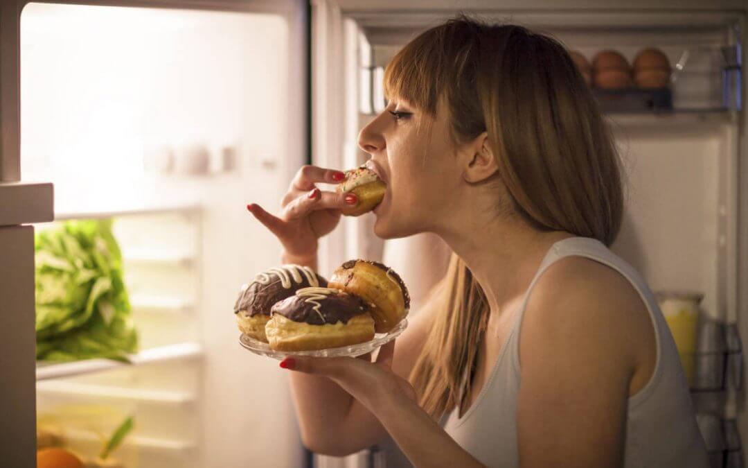 Identifica tu patrón de comida
