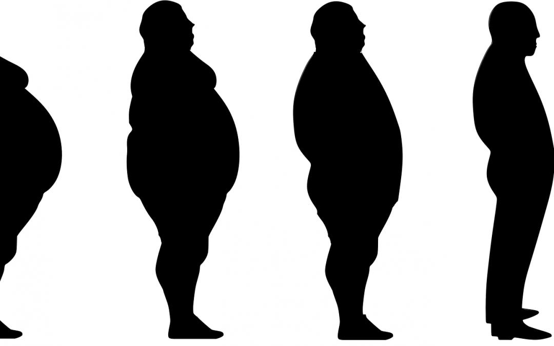 El estigma de la obesidad en hombres y mujeres.