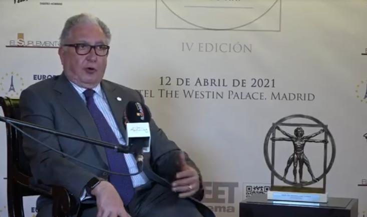Entrevista al Prof. Dr. Antonio José Torres, Premios Nacionales de Medicina 2021