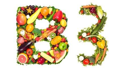 Vitamina B3: Niacina