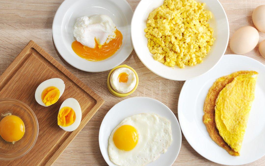 Alimentación y mitos. El huevo: ¿aumenta el colesterol?